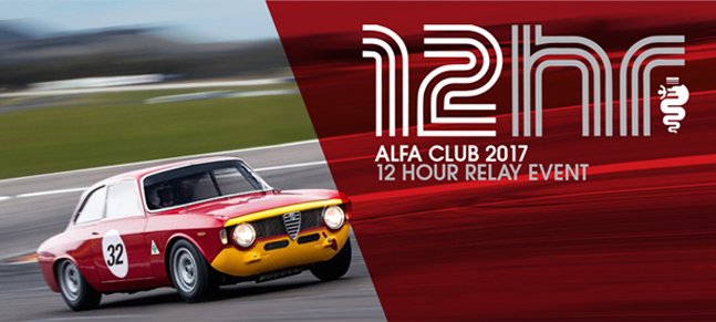 The Alfa Romeo Owners Club 12 hour